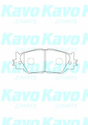 SET PLACUTE FRANA FRANA DISC KAVO PARTS BP-9114