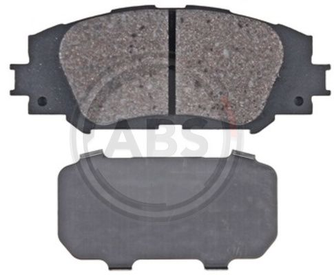 SET PLACUTE FRANA FRANA DISC A.B.S. 35048