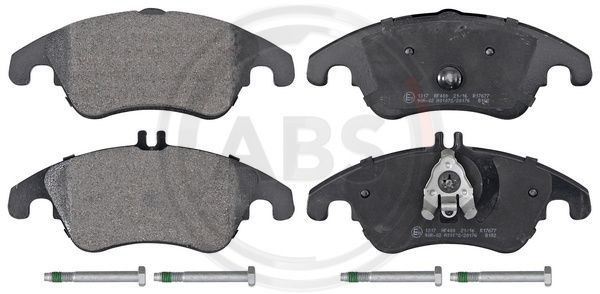SET PLACUTE FRANA FRANA DISC A.B.S. 37586