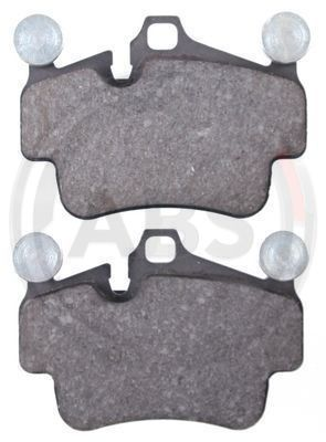 SET PLACUTE FRANA FRANA DISC A.B.S. 37694
