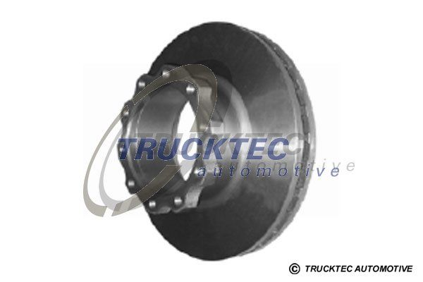 DISC FRANA TRUCKTEC AUTOMOTIVE 14.35.006