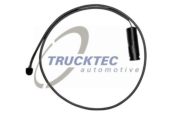 SENZOR DE AVERTIZARE UZURA PLACUTE DE FRANA TRUCKTEC AUTOMOTIVE 0834006