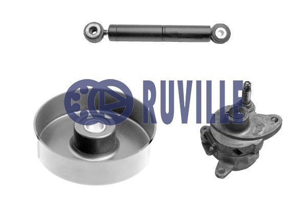 SET ROLE CUREA TRAPEZOIDALA RUVILLE 5512060