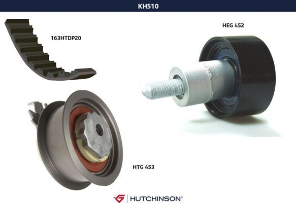 SET CUREA DE DISTRIBUTIE HUTCHINSON KH 510