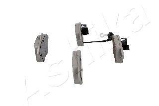 SET PLACUTE FRANA FRANA DISC ASHIKA 50-00-0047