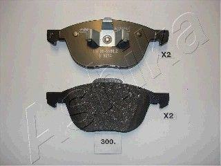 SET PLACUTE FRANA FRANA DISC ASHIKA 50-03-300