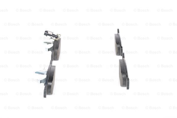 SET PLACUTE FRANA FRANA DISC BOSCH 0 986 424 246