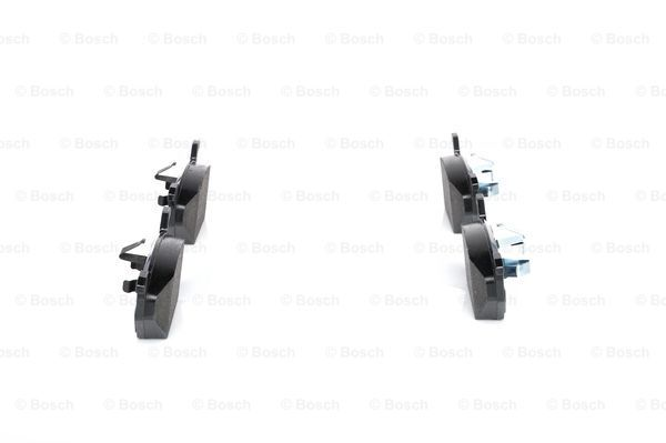 SET PLACUTE FRANA FRANA DISC BOSCH 0 986 424 364