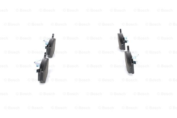 SET PLACUTE FRANA FRANA DISC BOSCH 0 986 424 449
