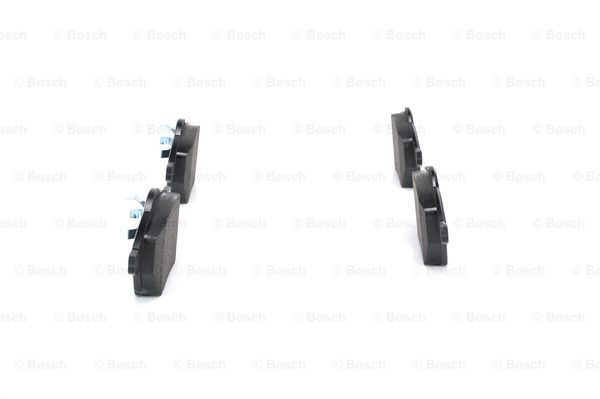 SET PLACUTE FRANA FRANA DISC BOSCH 0 986 424 460