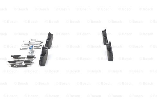 SET PLACUTE FRANA FRANA DISC BOSCH 0 986 424 469