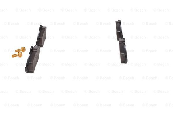 SET PLACUTE FRANA FRANA DISC BOSCH 0 986 424 470