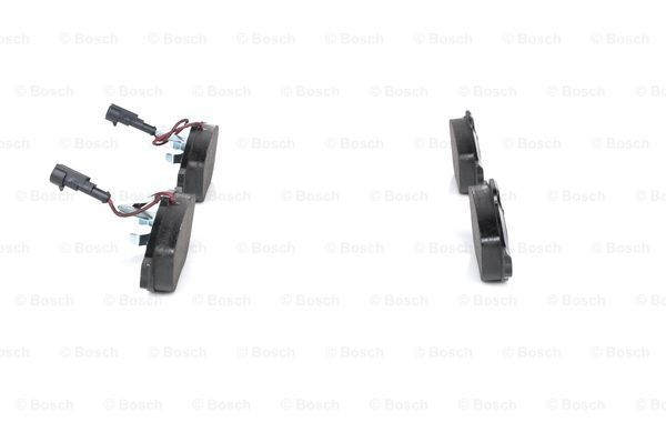 SET PLACUTE FRANA FRANA DISC BOSCH 0 986 424 507