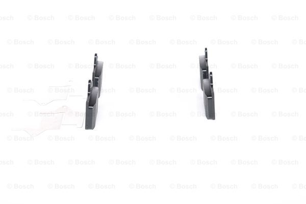 SET PLACUTE FRANA FRANA DISC BOSCH 0 986 424 580