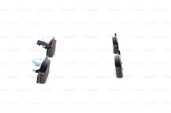 SET PLACUTE FRANA FRANA DISC BOSCH 0 986 424 593