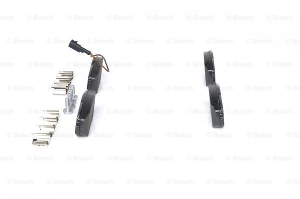 SET PLACUTE FRANA FRANA DISC BOSCH 0 986 424 596