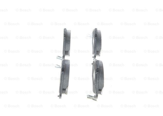 SET PLACUTE FRANA FRANA DISC BOSCH 0 986 424 644