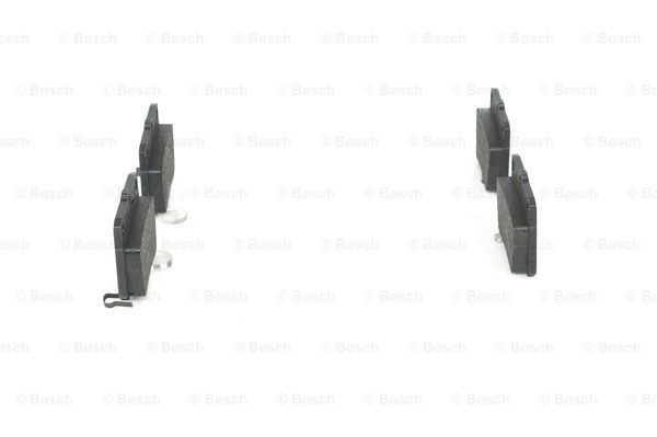 SET PLACUTE FRANA FRANA DISC BOSCH 0 986 424 711