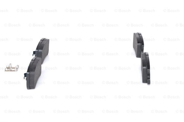 SET PLACUTE FRANA FRANA DISC BOSCH 0 986 424 717