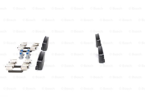 SET PLACUTE FRANA FRANA DISC BOSCH 0 986 424 775