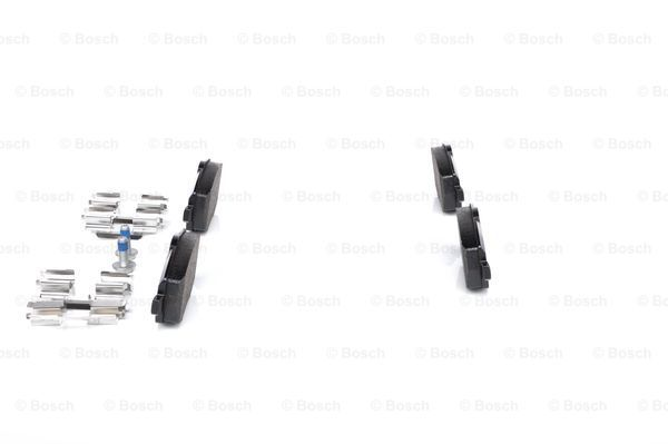 SET PLACUTE FRANA FRANA DISC BOSCH 0 986 424 792