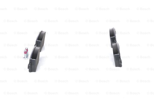 SET PLACUTE FRANA FRANA DISC BOSCH 0 986 424 795
