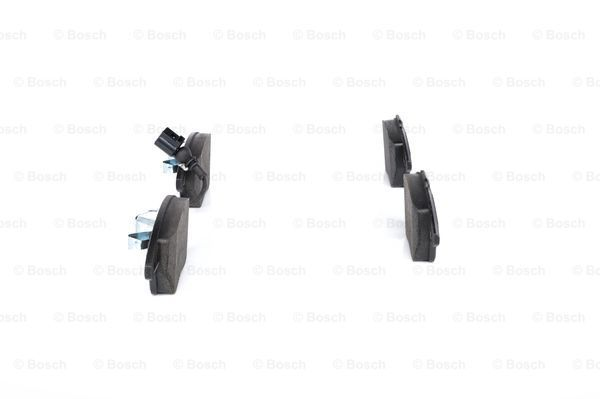 SET PLACUTE FRANA FRANA DISC BOSCH 0 986 424 797