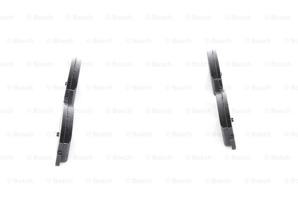 SET PLACUTE FRANA FRANA DISC BOSCH 0 986 424 817