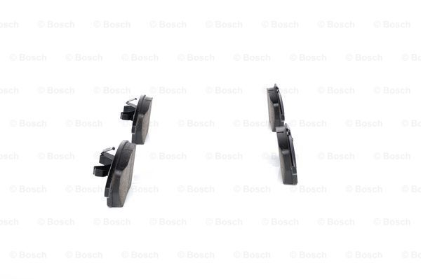 SET PLACUTE FRANA FRANA DISC BOSCH 0 986 424 825