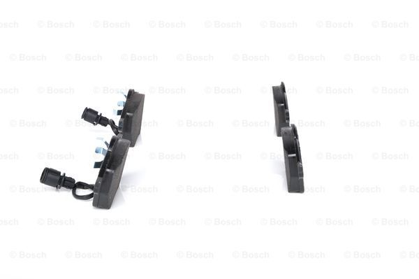 SET PLACUTE FRANA FRANA DISC BOSCH 0 986 460 937