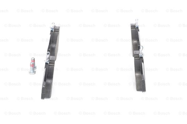 SET PLACUTE FRANA FRANA DISC BOSCH 0 986 460 939