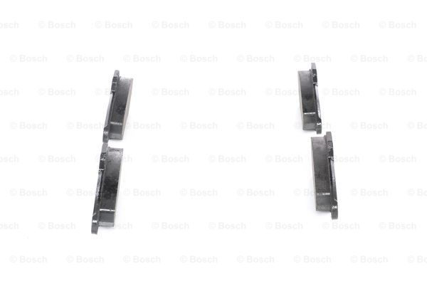 SET PLACUTE FRANA FRANA DISC BOSCH 0 986 460 949