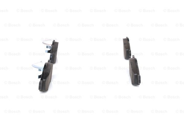 SET PLACUTE FRANA FRANA DISC BOSCH 0 986 460 969