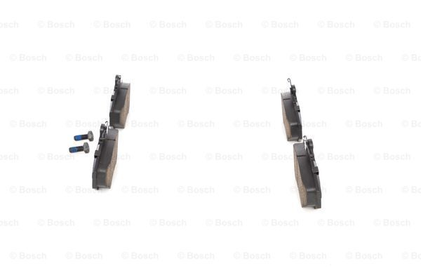 SET PLACUTE FRANA FRANA DISC BOSCH 0 986 466 700