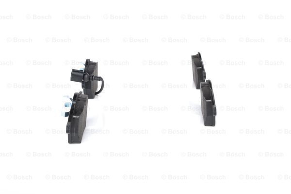 SET PLACUTE FRANA FRANA DISC BOSCH 0 986 494 018