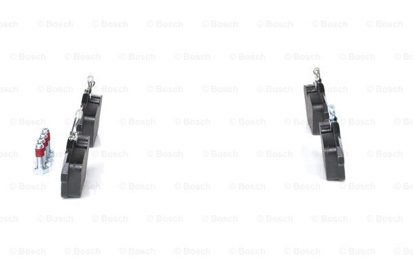 SET PLACUTE FRANA FRANA DISC BOSCH 0 986 494 020