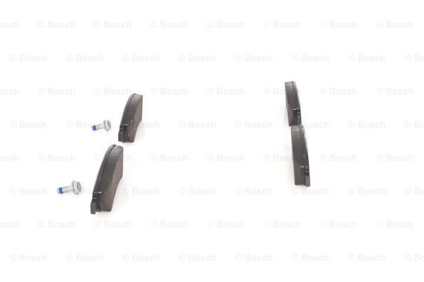 SET PLACUTE FRANA FRANA DISC BOSCH 0 986 494 027