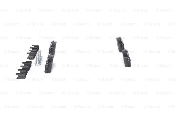 SET PLACUTE FRANA FRANA DISC BOSCH 0 986 494 030