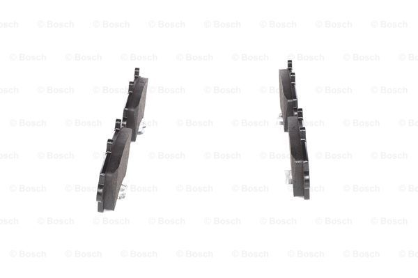SET PLACUTE FRANA FRANA DISC BOSCH 0 986 494 031
