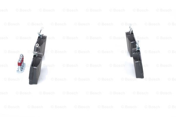 SET PLACUTE FRANA FRANA DISC BOSCH 0 986 494 040