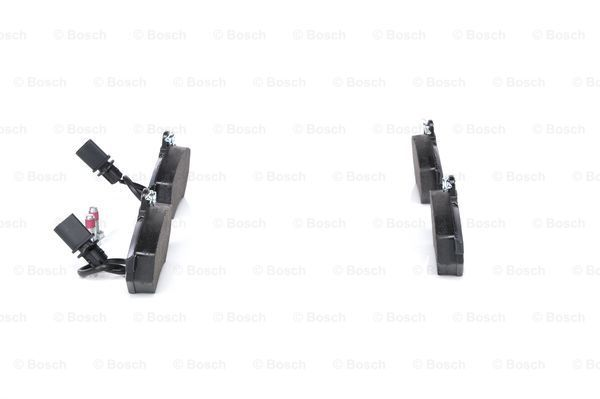 SET PLACUTE FRANA FRANA DISC BOSCH 0 986 494 042