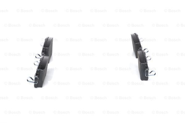 SET PLACUTE FRANA FRANA DISC BOSCH 0 986 494 043