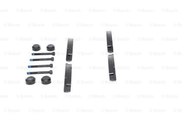 SET PLACUTE FRANA FRANA DISC BOSCH 0 986 494 049