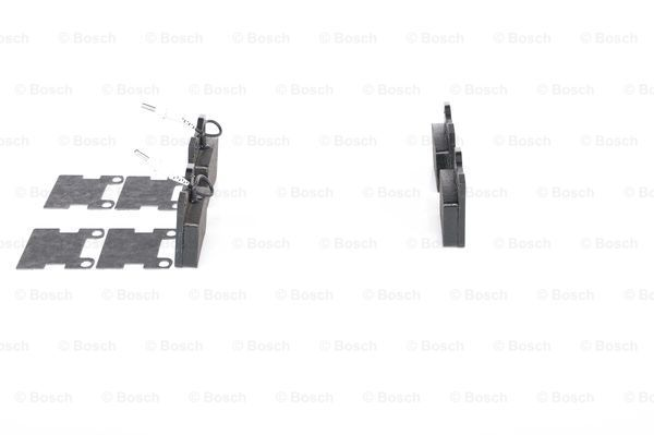 SET PLACUTE FRANA FRANA DISC BOSCH 0 986 494 055