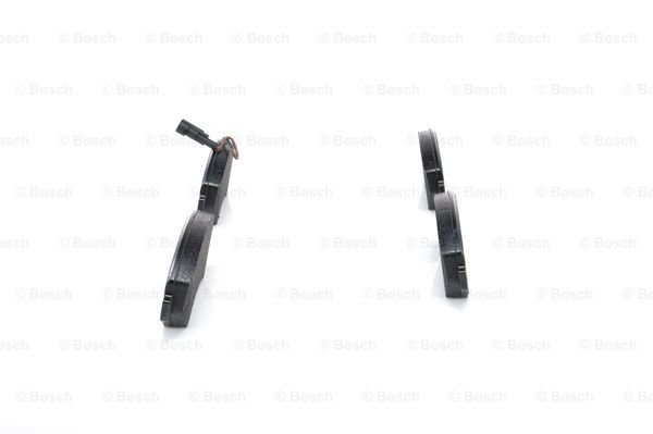 SET PLACUTE FRANA FRANA DISC BOSCH 0 986 494 109
