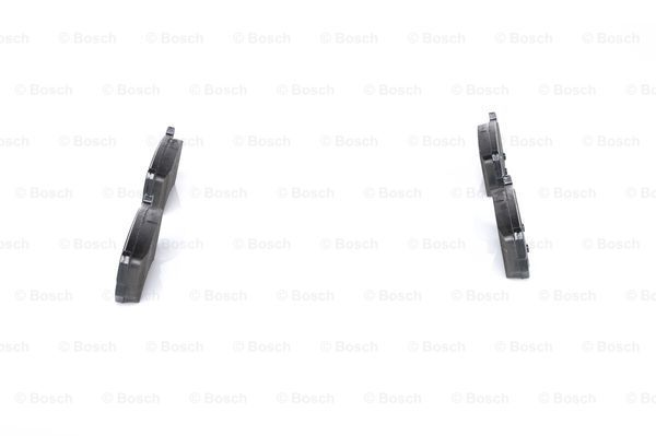 SET PLACUTE FRANA FRANA DISC BOSCH 0 986 494 133