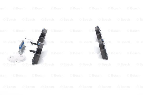 SET PLACUTE FRANA FRANA DISC BOSCH 0 986 494 136