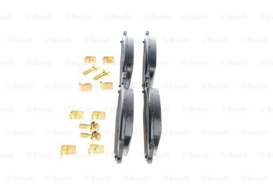 SET PLACUTE FRANA FRANA DISC BOSCH 0 986 494 141