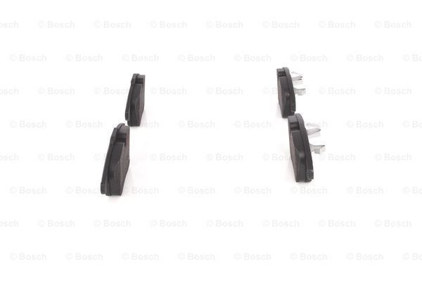 SET PLACUTE FRANA FRANA DISC BOSCH 0 986 494 169
