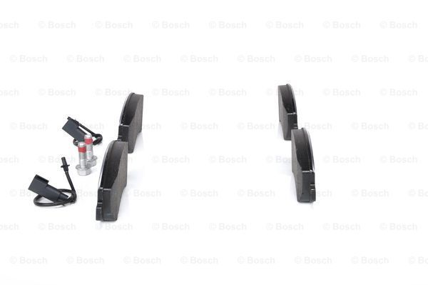 SET PLACUTE FRANA FRANA DISC BOSCH 0 986 494 170